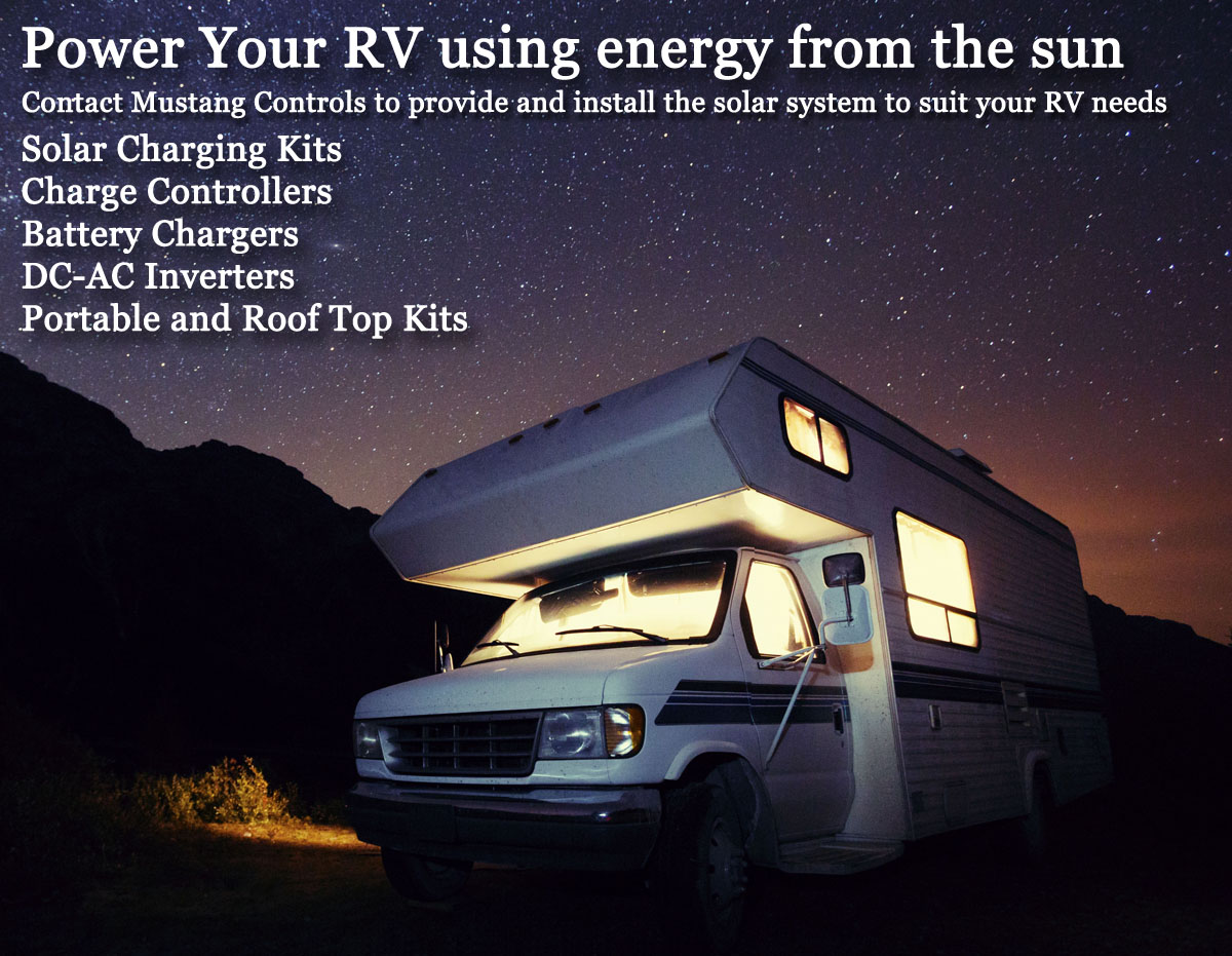 RV Trailer Solar Panel Systems