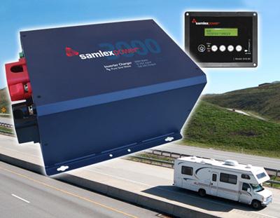 Solar RV Inverter - EVO
