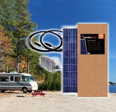 150 Watt Solar Expansion Kit