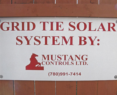 Grid Tie Title